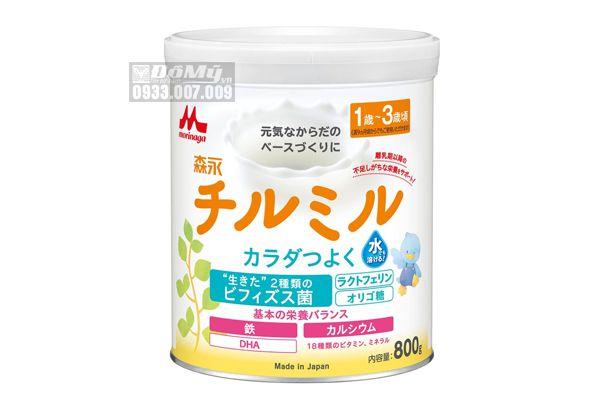 Sữa Morinaga Số 9 800g Cho Bé 1-3 Tuổi (Nội Địa Nhật)
