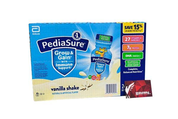 Sữa nước Pediasure Grow&Gain OptiPro Vani 237ml của Mỹ