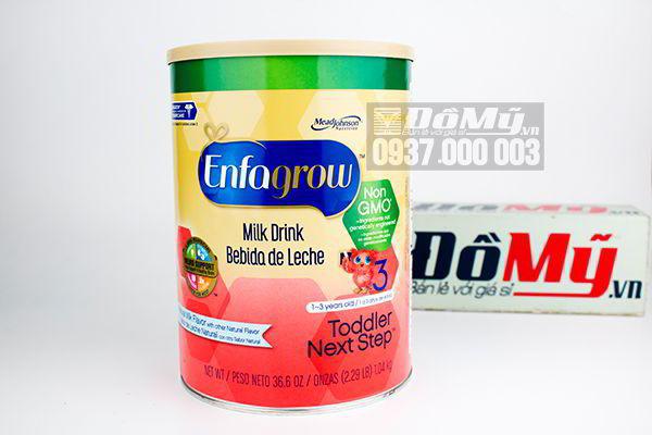 Sữa Enfagrow Older Toddler Non – GMO cho bé từ 1- 3 tuổi 1.04kg của Mỹ