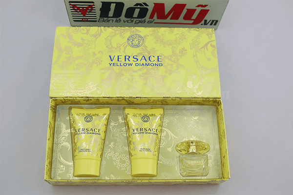Nước hoa Versace Yellow Diamond for Woman