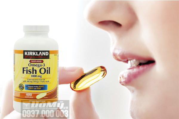 Viên uống bổ mắt dầu cá omega 3 tốt cho người bị cận thị như thế nào?