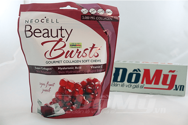 Thạch Neocell Beauty Bursts Gourmet Collagen