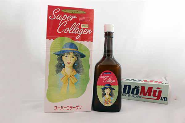Nước uống làm đẹp da Super Collagen 720ml của Nhật Bản