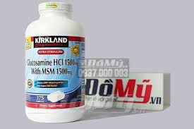 Viên uống bổ xương khớp Glucosamine Kirkland 1500mg có tốt không?