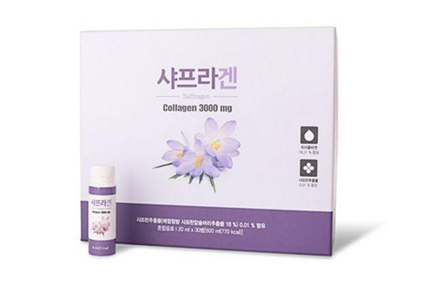 Nước uống Saffragen Collagen 3000mg