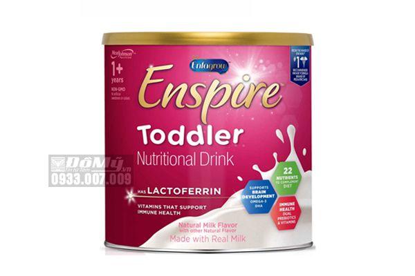 Sữa Enfagrow Enspire Toddler Lactoferin 1 - 3 tuổi 680g của Mỹ