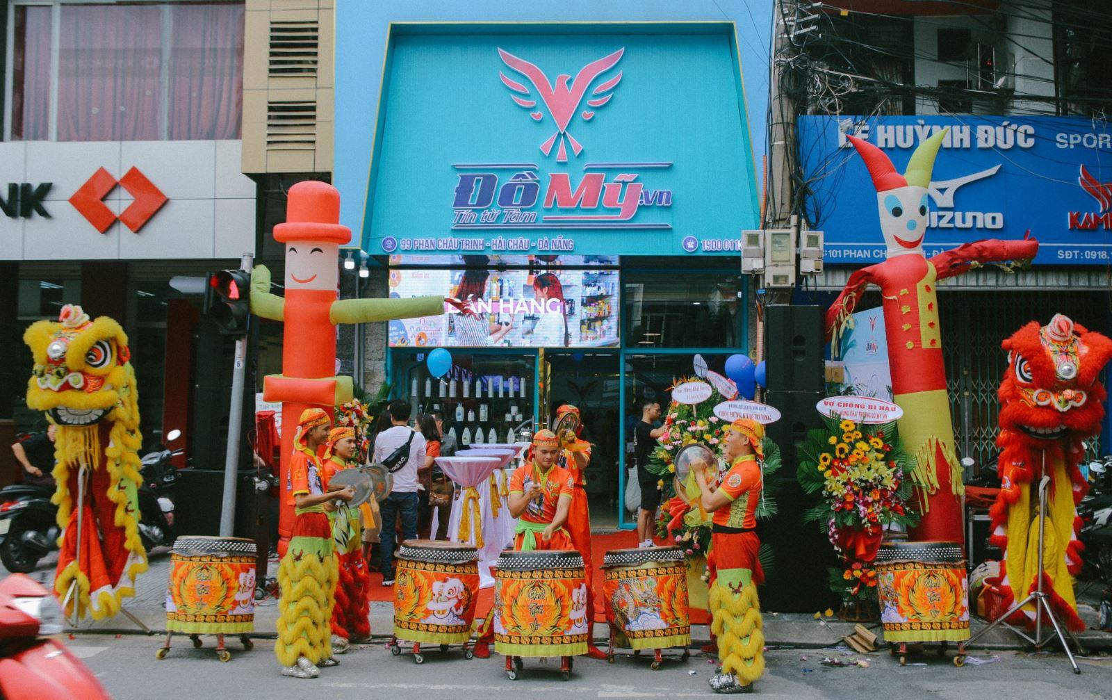 Khai Trương Chi Nhánh Đồ Mỹ tại Đà Nẵng