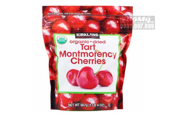 Quả Cherry sấy khô của Mỹ Tart Montmorency Cherries thương hiệu Kirkland