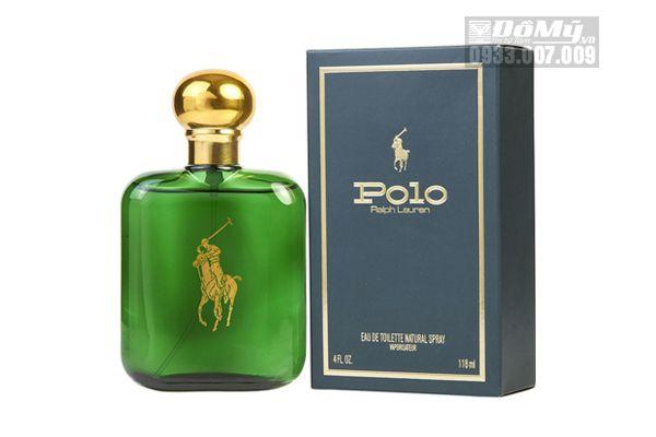 Nước hoa nam Polo Ralph Lauren Green 118ml của Mỹ