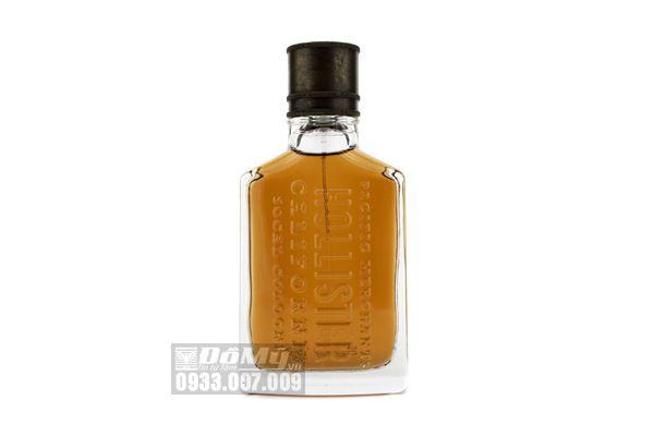 Nước hoa nam Socal Hollister Eau de Cologne Spray 75ml của Mỹ