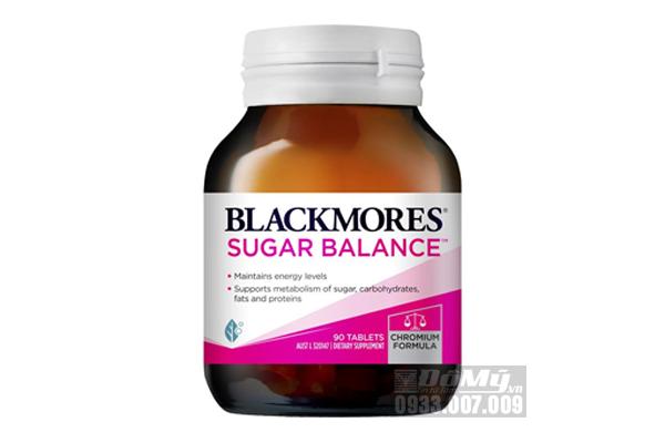Viên uống cân bằng đường huyết Blackmores Sugar Balance 90 viên của Úc