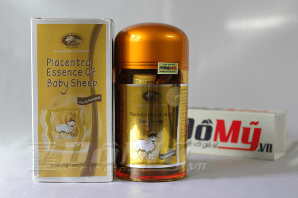Nhau Thai Cừu Placentra Essence Of Baby Sheep 30000mg của ÚC