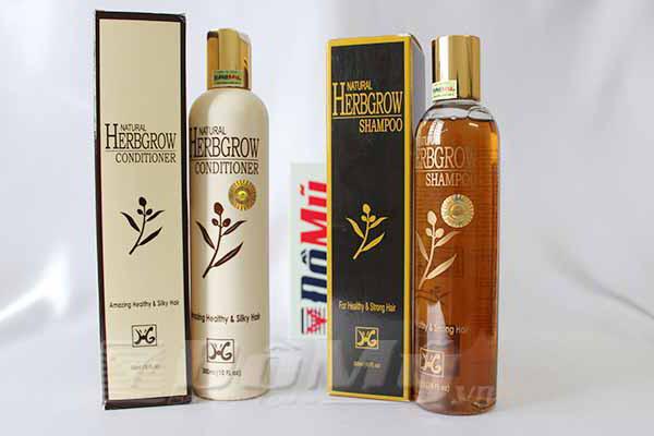 Dầu gội trị rụng tóc Herbgrow Shampoo
