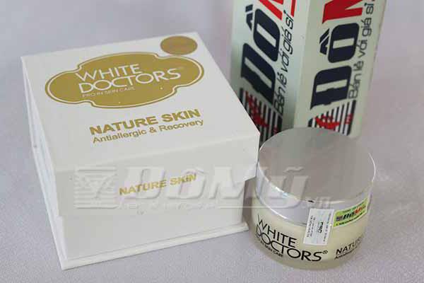 Kem chống dị ứng và kích ứng White Doctors