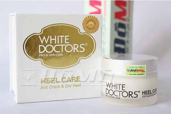 Kem trị nứt gót chân và dưỡng da chân ( Heel Care ) của White Doctors
