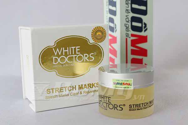 Kem chống rạn da của Mỹ cho bà bầu White Doctors (Stretch Marks)