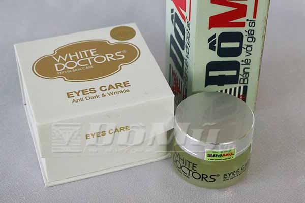 Kem chống thâm và nhăn quầng mắt White Doctors Eyes Care