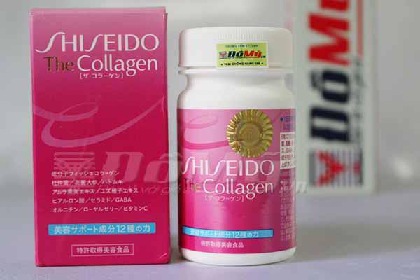 Viên uống Shiseido The Collagen 126 viên của Nhật Bản