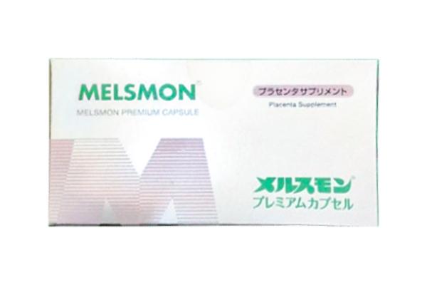 Viên uống Melsmon Premium Capsule Nhật Bản 120 viên