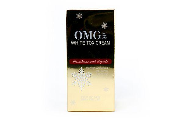Kem White Tox Cream OMG 50ml Hàn Quốc
