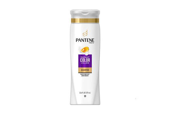 Dầu gội cho tóc nhuộm Pantene Pro - V Radiant Color Volume Mỹ