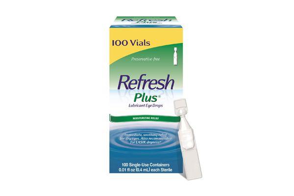 Nước nhỏ mắt nhân tạo Refresh Plus Lubricant Eye Drops
