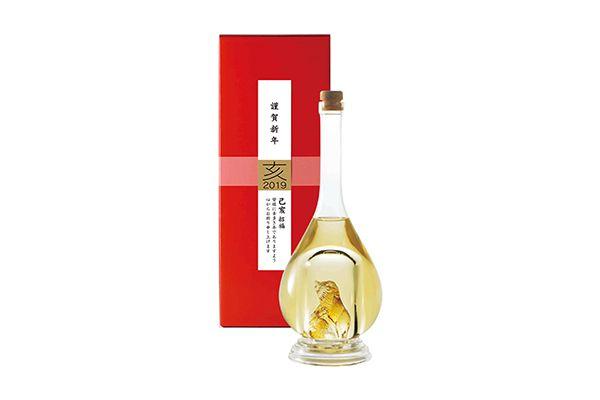 Rượu Shochu Biểu Tượng Chú Heo Rừng 2019