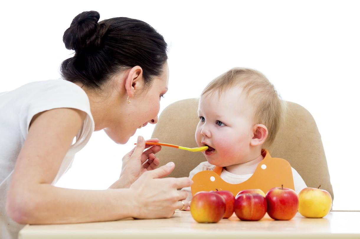 3 Loại Thực Phẩm Bổ Dưỡng Tốt Cho Trẻ Khi Bắt Đầu Ăn Dặm