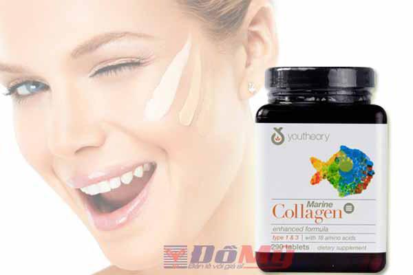 Khỏe đẹp toàn diện với bí kíp bổ sung collagen đúng cách