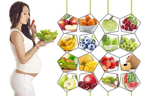 Dinh dưỡng khi mang thai - Ăn chuẩn theo từng tháng
