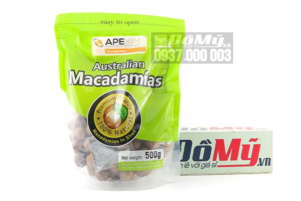 Những tác dụng mà bạn không thể ngờ đến từ hạt Mắc ca – Macadamia