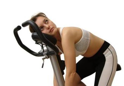 Sai lầm thường gặp khi tập luyện giảm cân