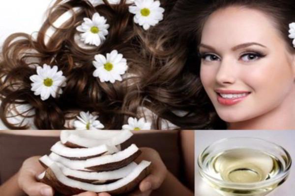 Tổng hợp cách dưỡng tóc bằng dầu dừa hiệu quả