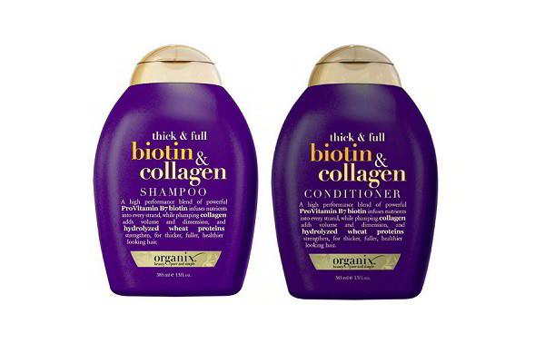 Dầu gội Organix Biotin & Collagen Review