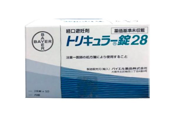 Viên phòng tránh thai hàng ngày - Nhật Triquilar
