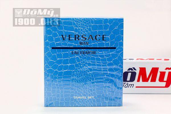 Gift Set Nước hoa Versace Man Eau Fraiche