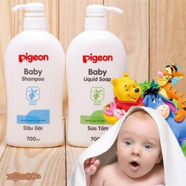 Bí quyết chọn dầu gội, sữa tắm cho bé
