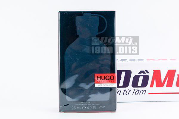 Nước hoa Hugo Boss Just Different EDT 125ml