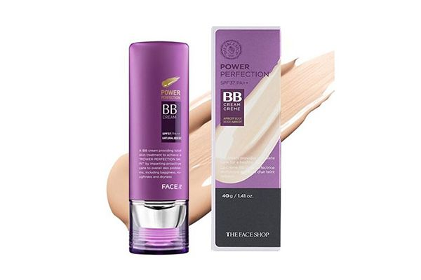 Kem nền đa năng BB cream Face it power perfection The Face Shop 40g