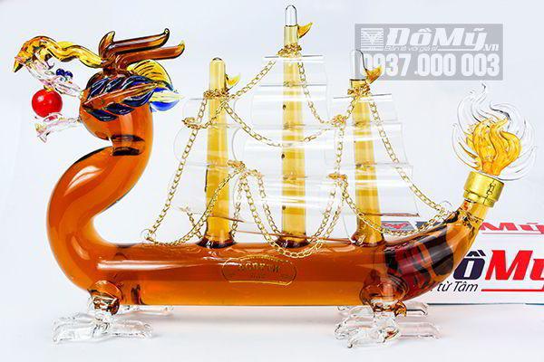 Rượu Con rồng thuyền Brandy Armenia 1.5 lít của Nga
