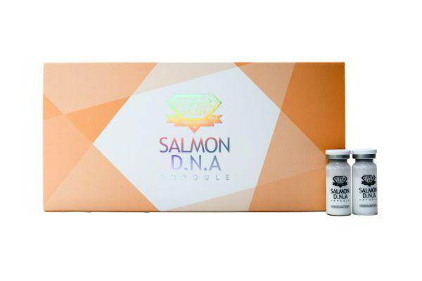 Tế bào gốc Super Skin Salmon DNA Ampoule 10 ống *10ml