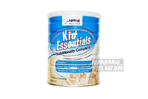 Sữa Kid Essentials Nestle (vani) (800g)
