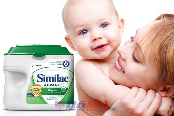 Việc các bà mẹ chọn sữa similac cho bé thực sự có tốt không