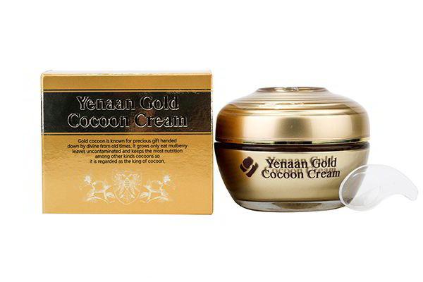 Kem dưỡng Yenaan Gold Cocoon Cream 50g Hàn Quốc